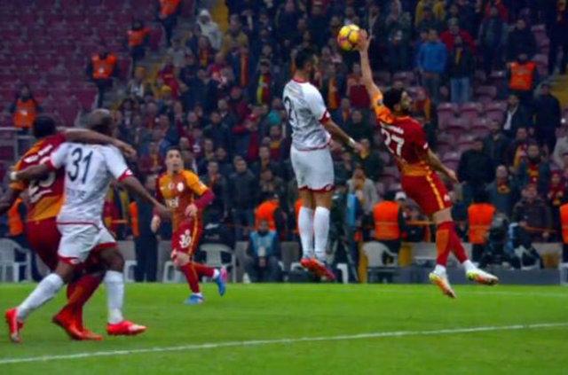 Galatasaray-Gençlerbirliği maçı hakem yorumu