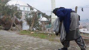 Manisa'da cami nöbetinden kurtulan Fatma Nine'ye ikinci sürpriz