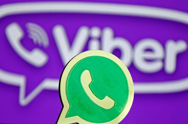 Viber'ın 'gizli' servisi