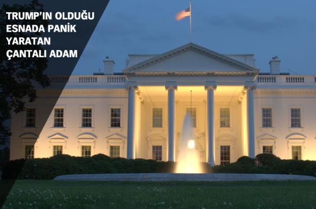 Gizli Servis açıkladı: 'Beyaz Saray'ın içinde yakalandı'