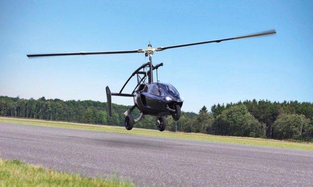 PAL-V AeroMobil ile trafikten uçarak kurtulabileceksiniz!