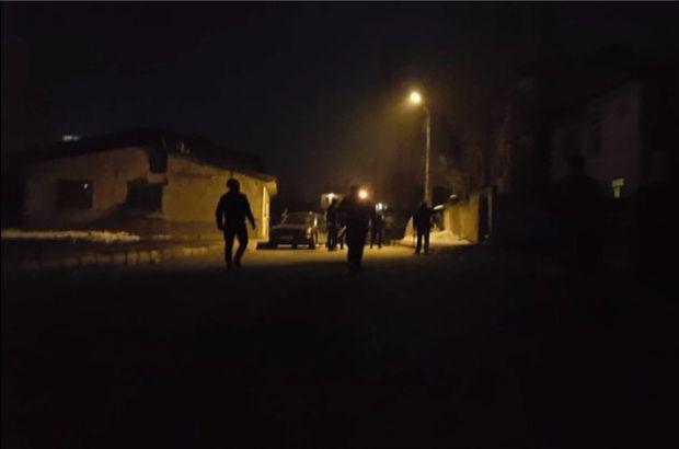 İki aile arasında taşlı sopalı kavga! 50 polis nöbet tuttu