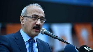 Kalkınma Bakanı Lütfi Elvan: Yeni sistem güçlü demokrasiye dayanıyor