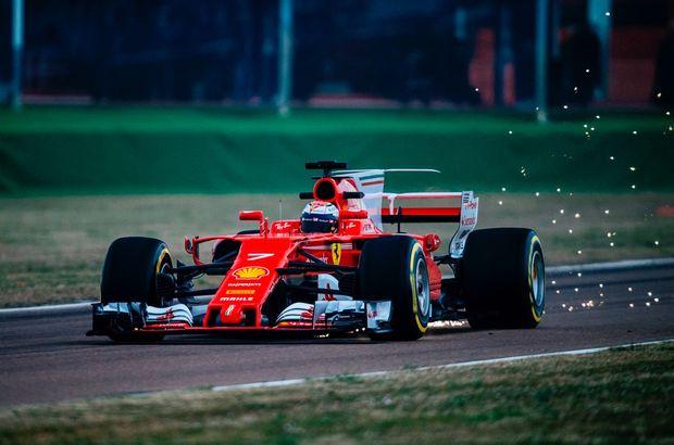 Ferrari'nin Yeni F1 Aracı Görücüye Çıktı!