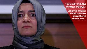 Aile Bakanı Kaya: Hollanda'da aniden OHAL ilan edildi! Şiddetle muamele ettiler