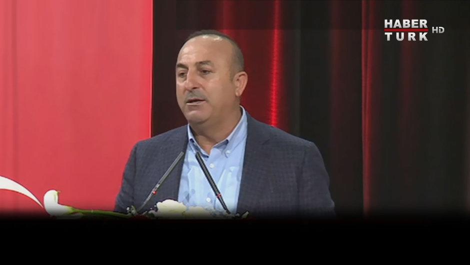 Dışişleri Bakanı Çavuşoğlu: Hollanda'da mevcut hükümet ile Wilders arasında hiçbir fark yok
