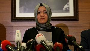 Fatma Betül Sayan Kaya ile Süleyman Soylu'nun 15 Temmuz'daki telefon konuşması