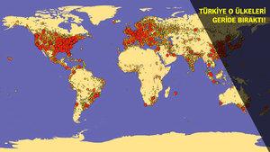 Ülkelerin internet hızları
