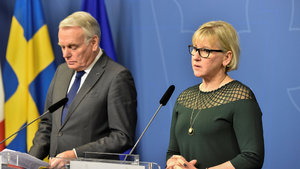 Fransa-İsveç Dışişleri Bakanlarından Hollanda ve Türkiye'ye çağrı