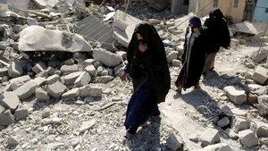Irak'ta kadınlarla ilgili tartışma yaratan yasa tasarısı