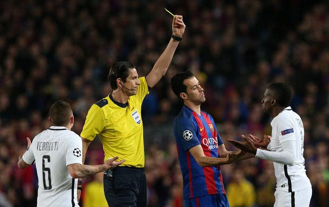 PSG'den UEFA'ya hakem hataları nedeniyle başvuru