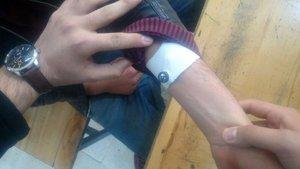 Şanlıurfa'da YGS'de kopya çekme girişiminde bulunan 5 öğrenci yakalandı