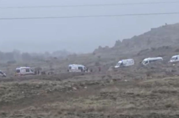 Kapadokya'da hava balonları sert iniş yaptı: 41 yaralı