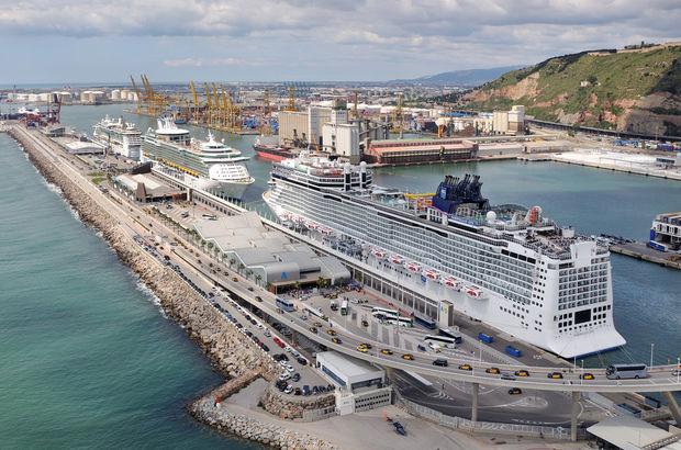 Barselona limanı Global Yatırım Holding