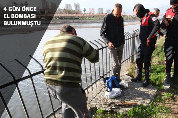 Adana'da balıkçının oltasına