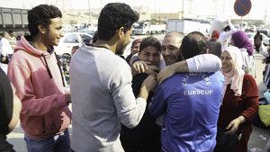 Mısır'da 203 mahkum tahliye edildi