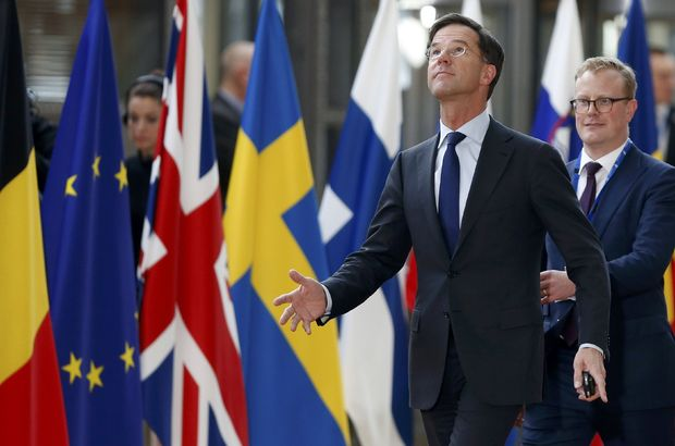 Hollanda Başbakanı Rutte'den, Erdoğan'ın Srebrenitsa sözlerine yanıt!