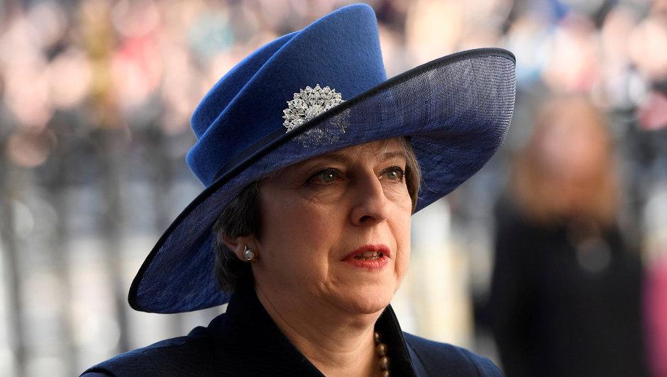 İngiltere Başbakanı Theresa May