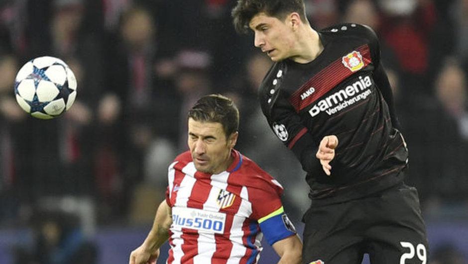 Atletico Madrid - Bayer Leverkusen