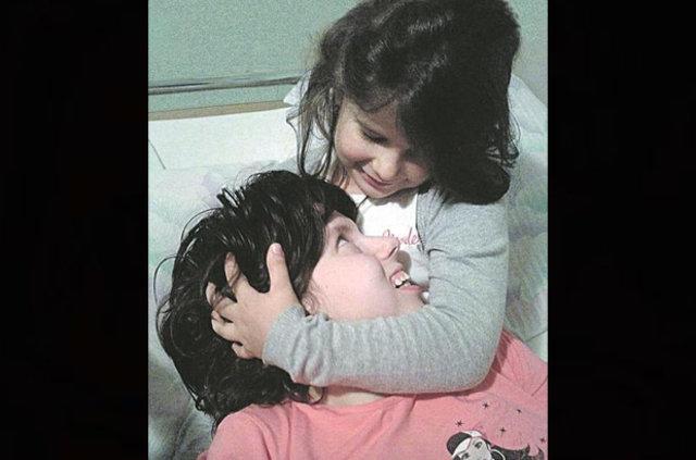 Sırbistanlı anne doğurduğu kızıyla 7 yıl sonra tanıştı