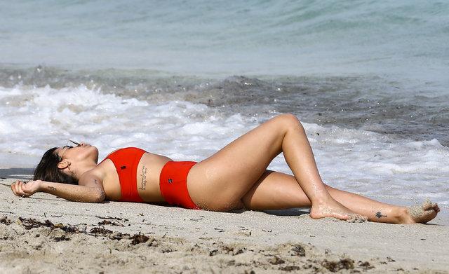 Aida Domenech Miami'de