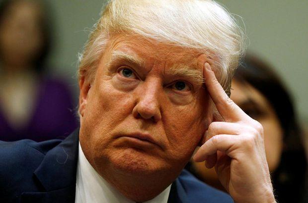 Donald Trump'ın vergi bilgileri ABD medyasına sızdırıldı!