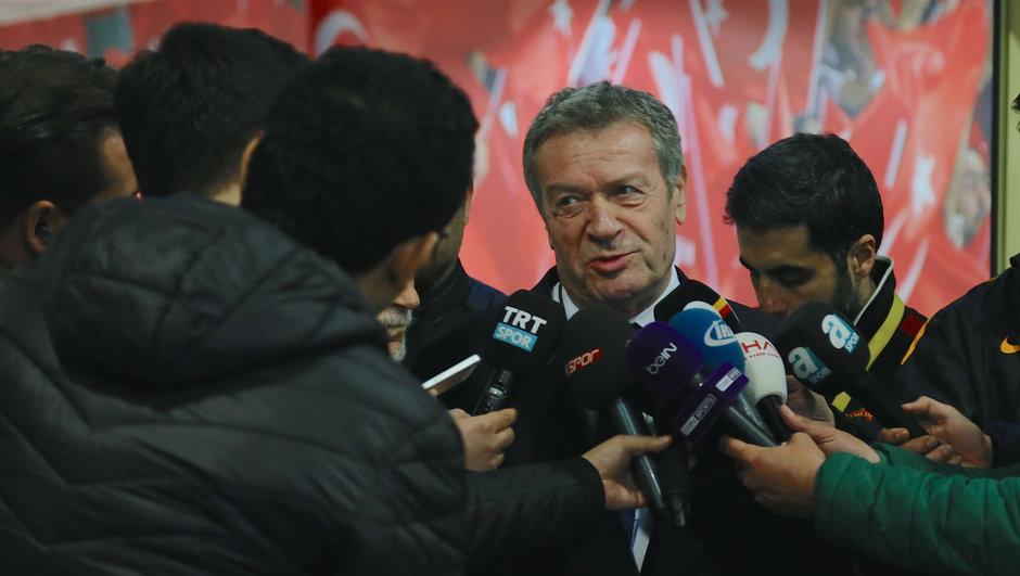 Nasuhi Sezgin Galatasaray