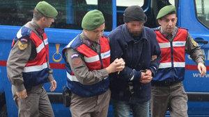Bursa'da ormanda drone ile aranan şüpheli akrabasının evinde yakalandı