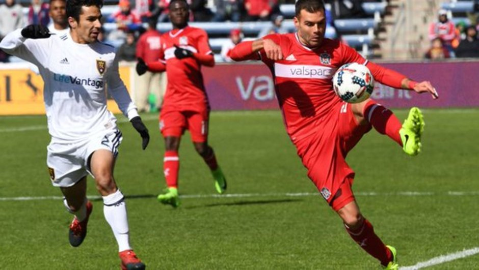 Chicago Fire - Real Salt Lake