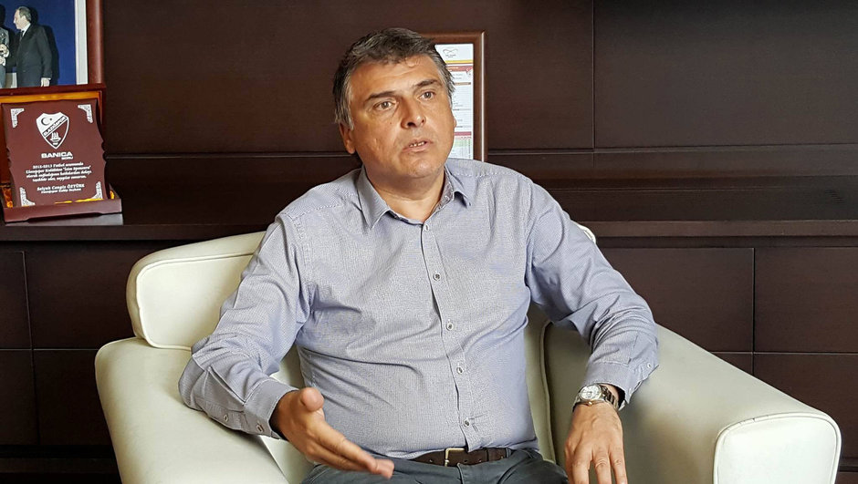Ali Fatinoğlu Galatasaray