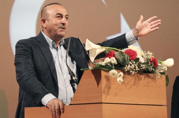 Dışişleri Bakanı Çavuşoğlu'ndan Avrupa'ya tepki