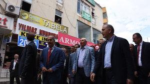 CHP heyeti Şanlıurfa'da vatandaşlarla bir araya geldi