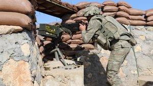 Uludere'de 3 PKK'lı etkisiz hale getirildi