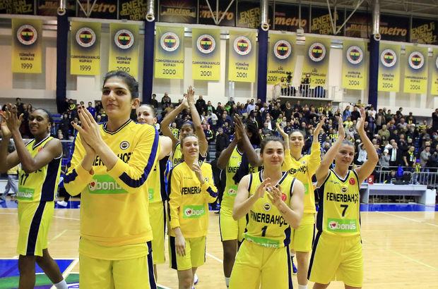 Fenerbahçe: 87 - Perfumerias Avenida: 80