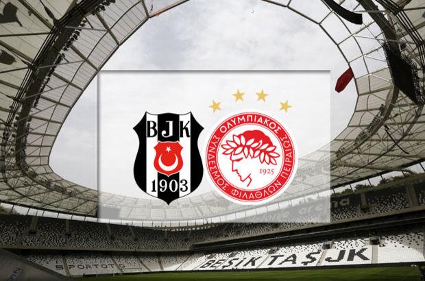 Beşiktaş - Olympiakos maçı hangi kanalda