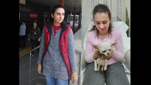 Otizm hastası Merve İrican'ın ücretsiz yolcu kartı iptal edildi