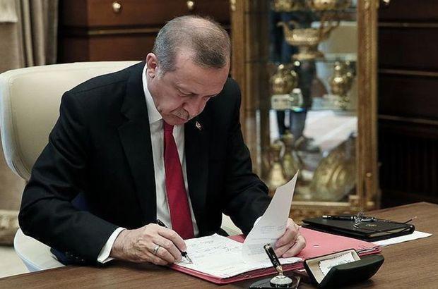 Cumhurbaşkanı Erdoğan'ın onayladığı 30 kanun yürürlükte