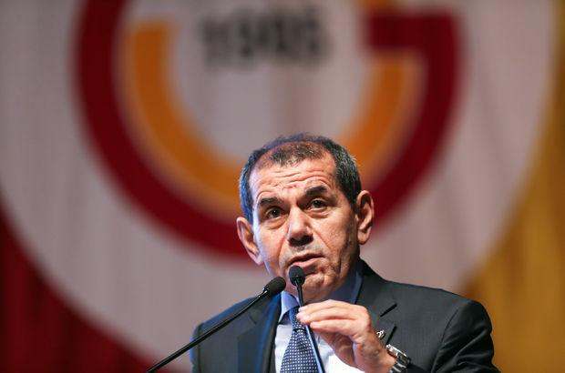 Dursun Özbek Galatasaray mali kongre