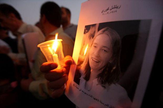 Dünya Vicdan Günü'nde Rachel Corrie anılıyor