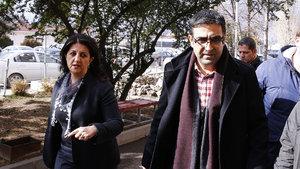 İdris Baluken 3,5 yıl hapsi istenen davadan beraat etti