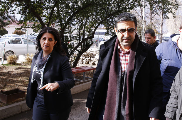 HDP'li İdris Baluken 3,5 yıl hapsi istenen davadan beraat etti