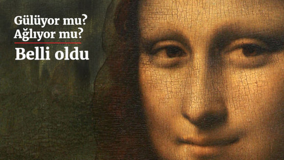 Mona Lisa mutluymuş