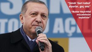 Erdoğan: Ey Rutte sen seçimi kazanmış olabilirsin ama dostunu kaybettin
