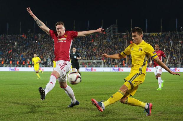 Manchester United - Rostov