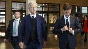 Hollanda'da 4 partili koalisyon kapıda