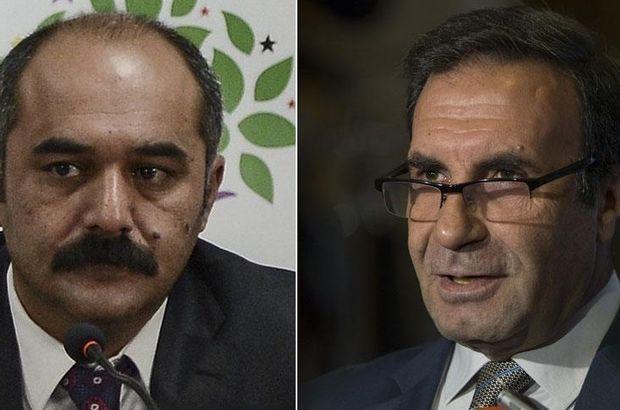 HDP'li milletvekilleri ifade verdi
