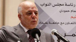 Haydar el-İbadi: Müttefiklerimizin sayılarını azaltacağız