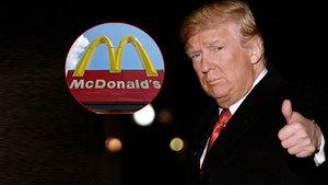 McDonalds'ın ABD'yi karıştıran tweeti!