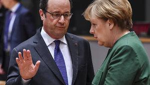 Fransa ve Almanya, Türkiye'yi görüştü