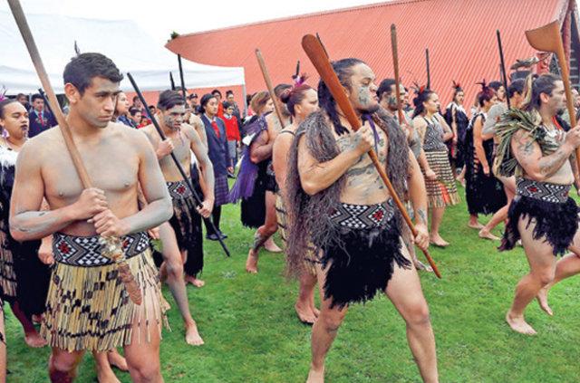 Yeni Zelanda'daki Whanganui Nehri canlı kabul edildi